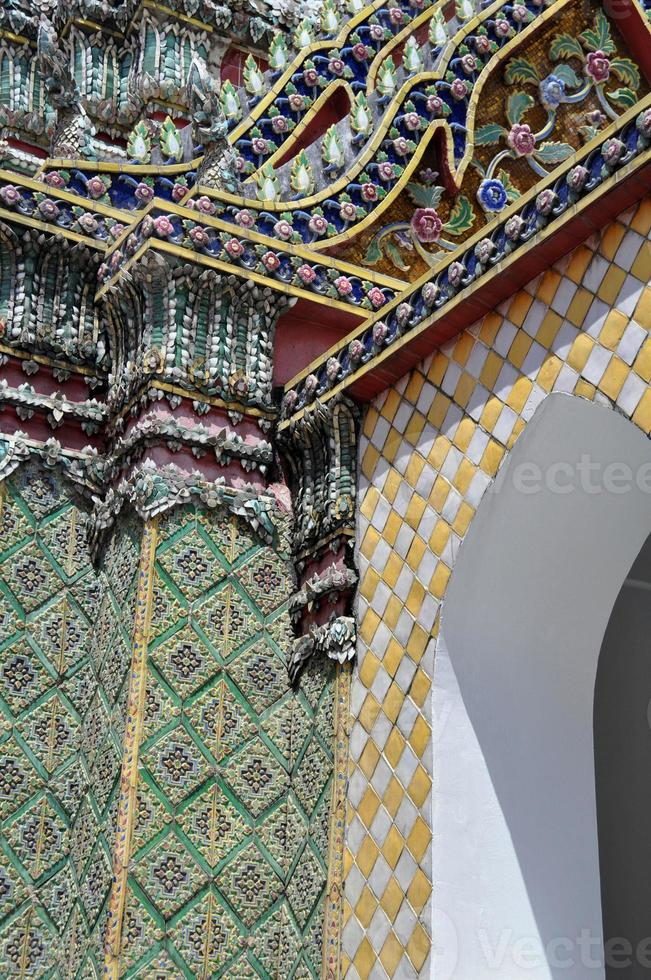 Gran Palacio, Bangkok, Tailandia. foto