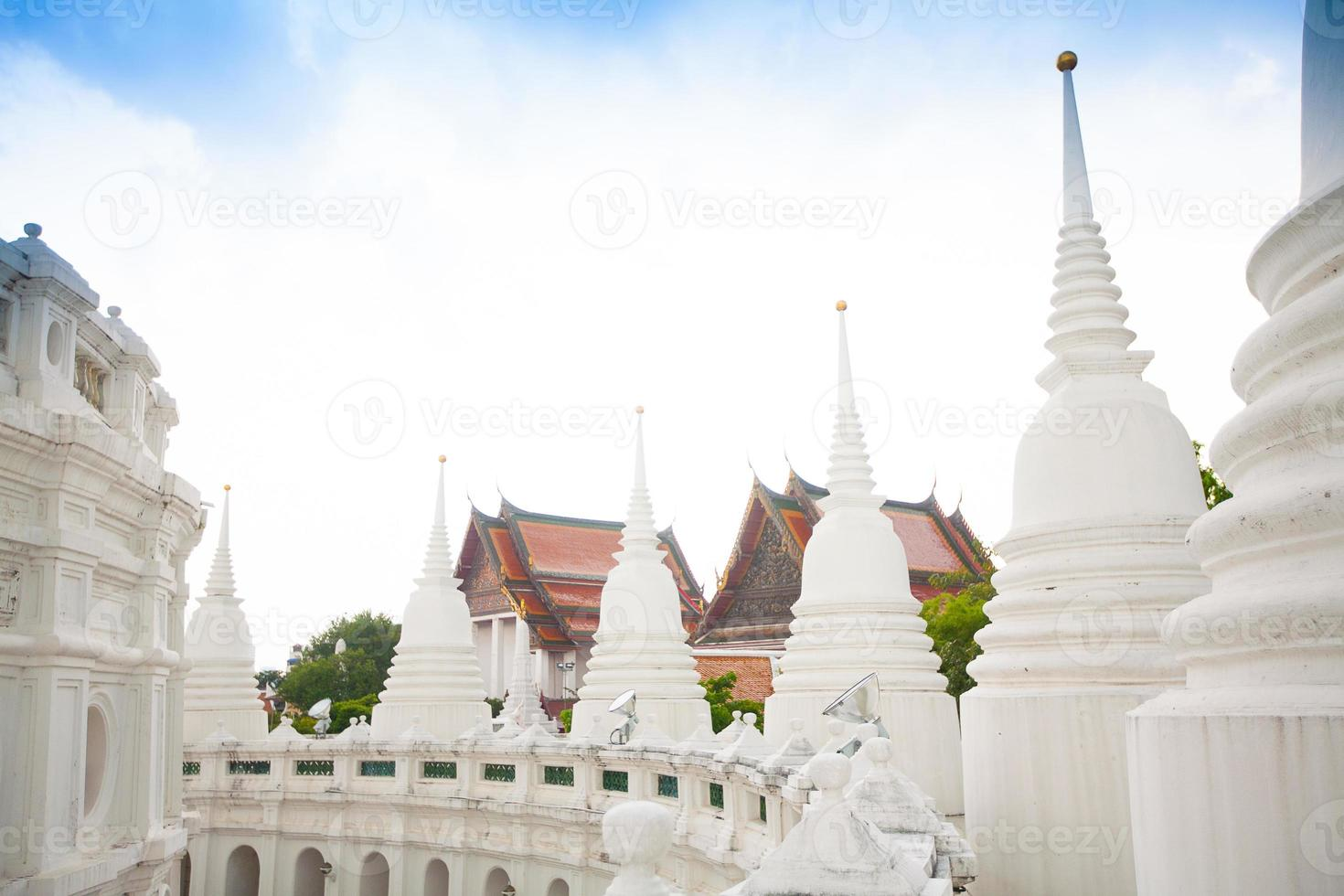 Temple in Bangkok,  Thailand photo