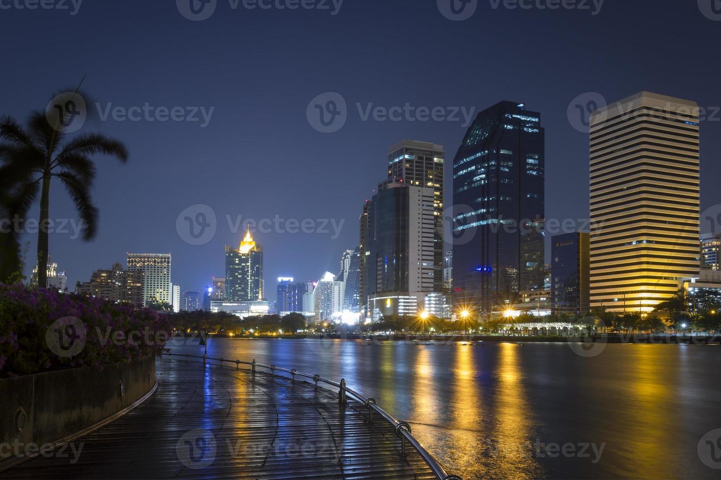 ciudad de bangkok foto
