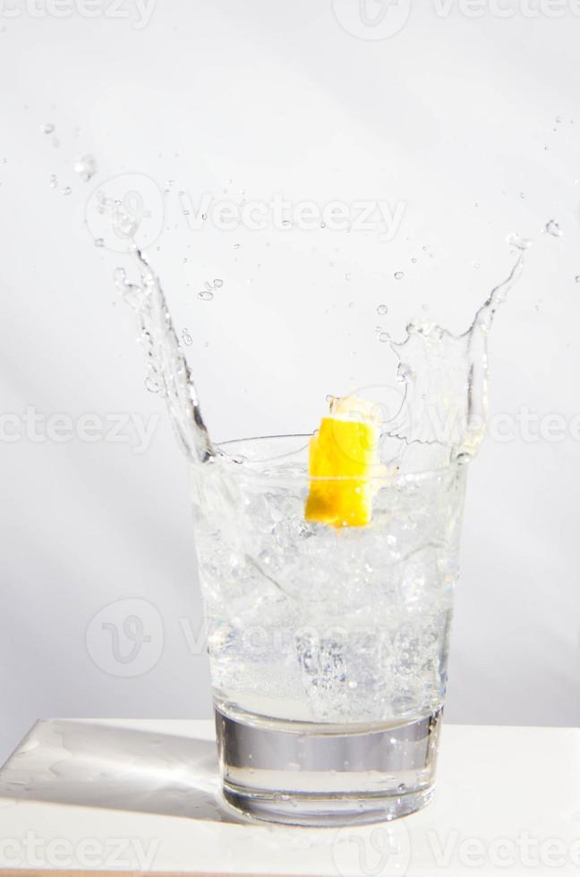 Lemon Splash photo