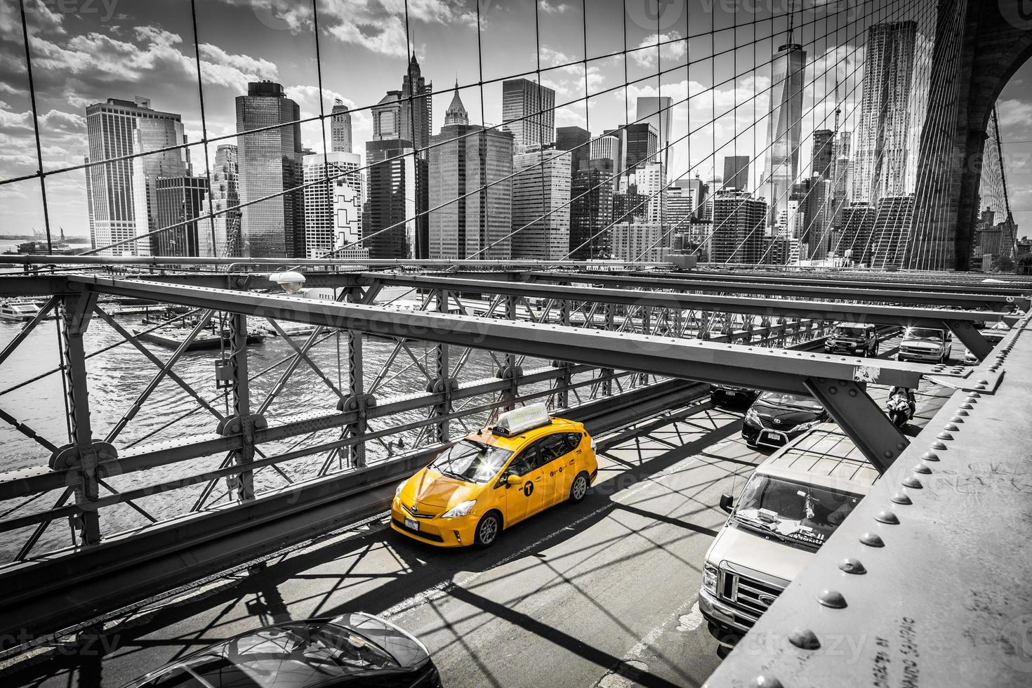 Brooklyn Bridge New York City photo