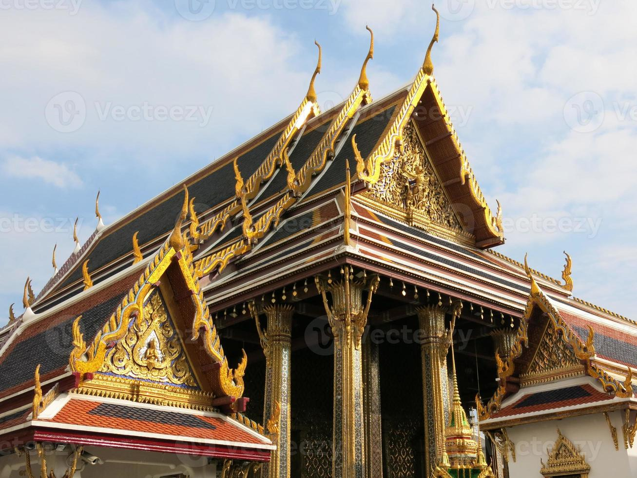 Wat Phra Kaew, Bangkok, Thailand photo