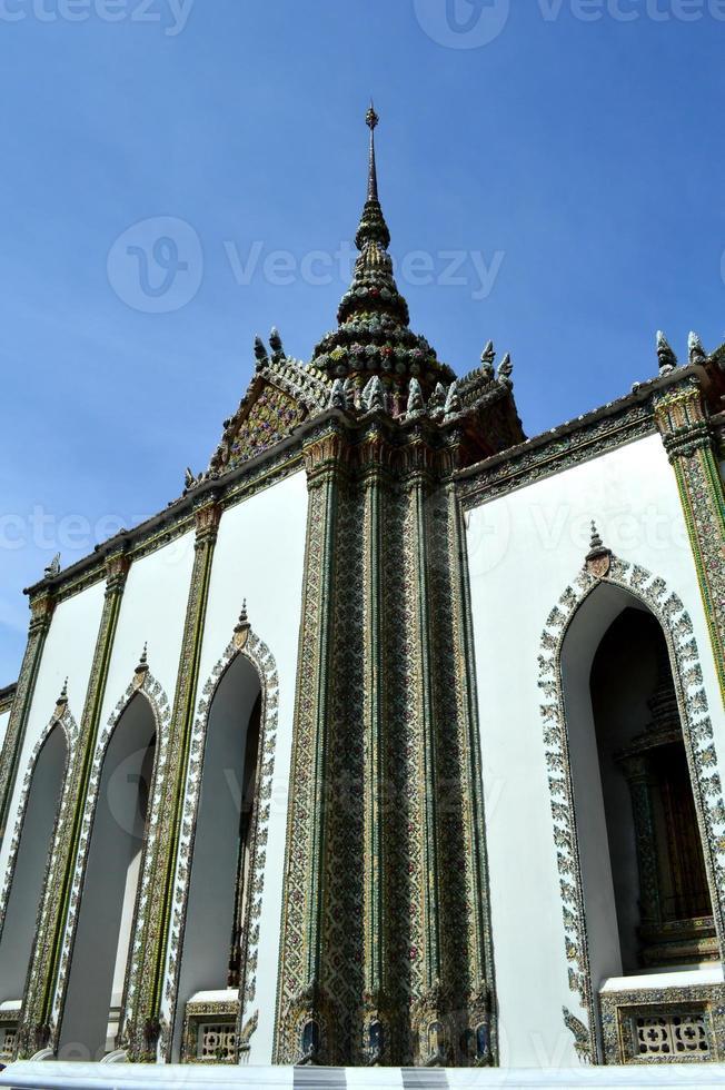 Phra Wihan Yot, Wat Phra Kaew, Thailand photo