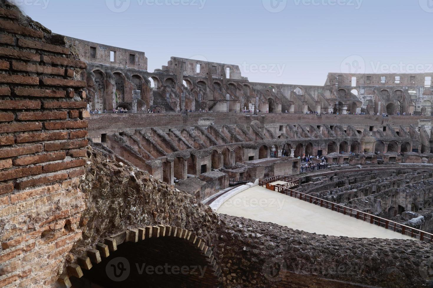 The Colosseum - Rome (Italy) photo