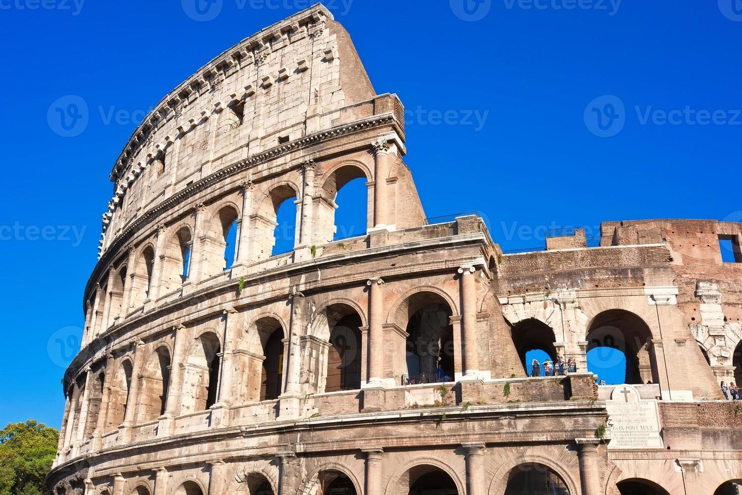 Colosseum in Rome photo