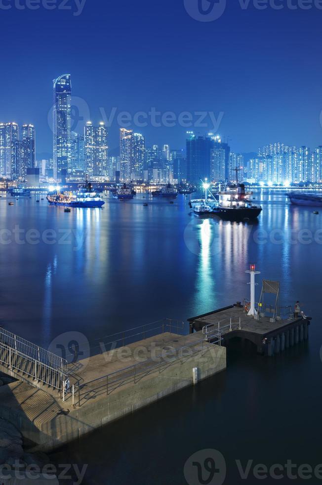 Hong Kong Harbor photo