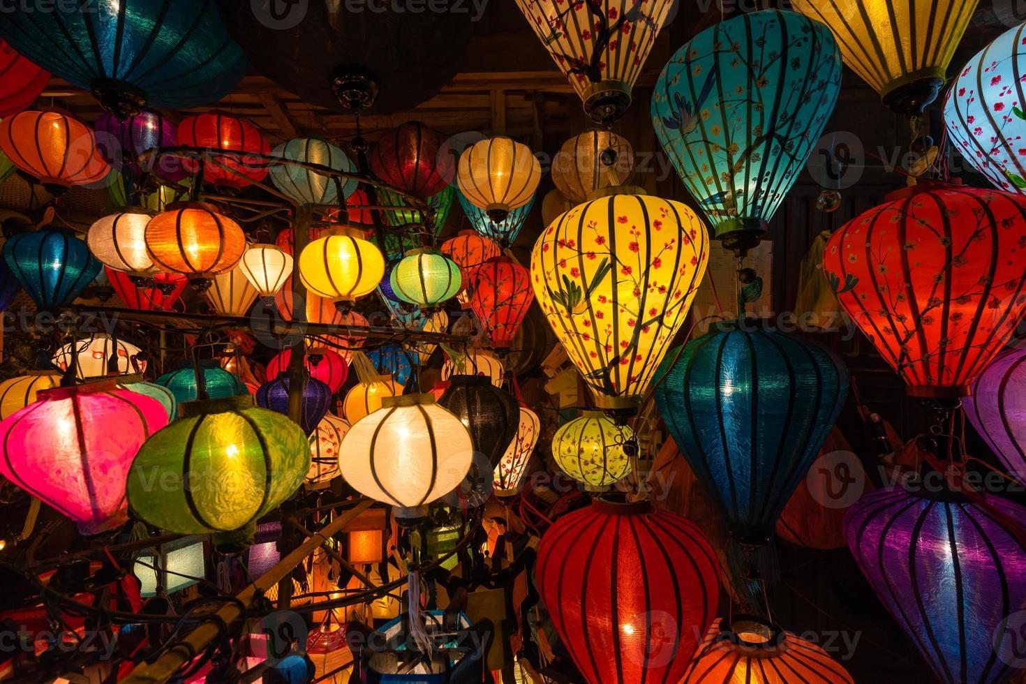 lámparas tradicionales foto