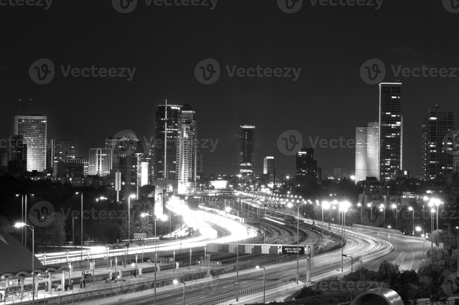Big city photo