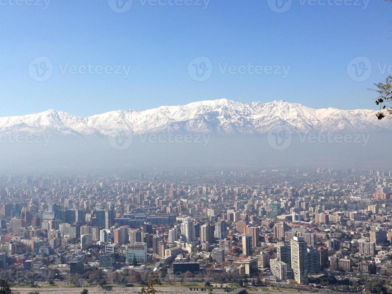 Santiago, Chile photo