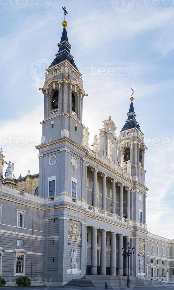 Almudena Cathedral, Madrid photo