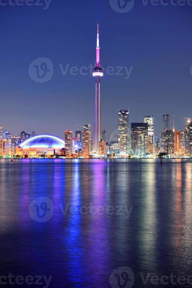 Toronto skyline photo