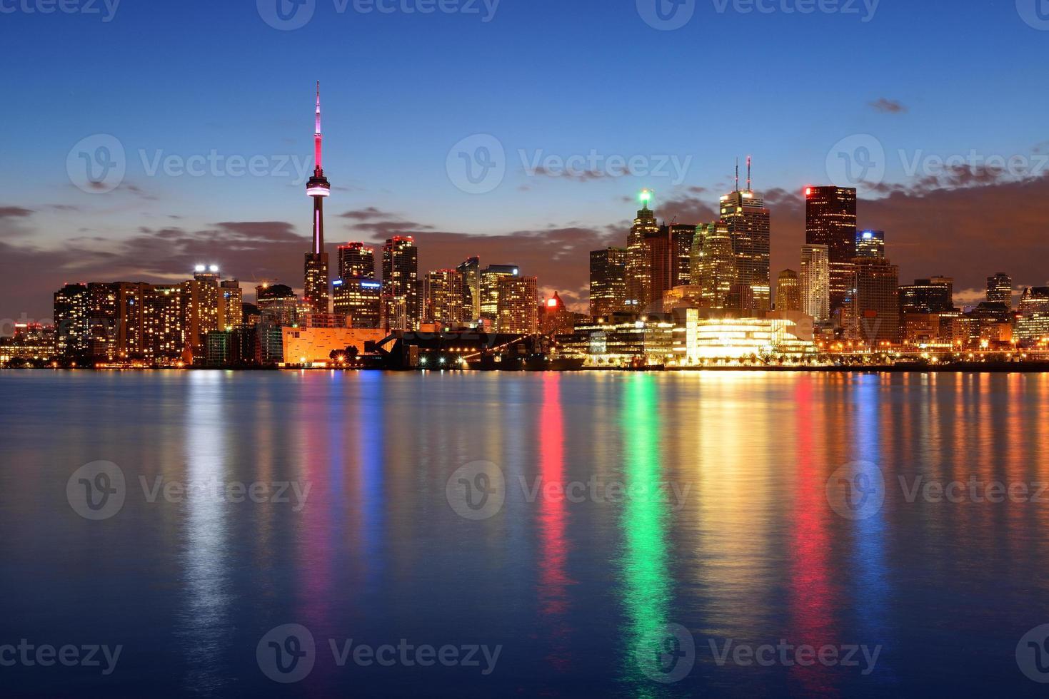 Toronto cityscape photo
