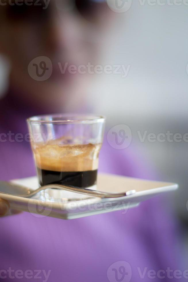 Café exprés foto