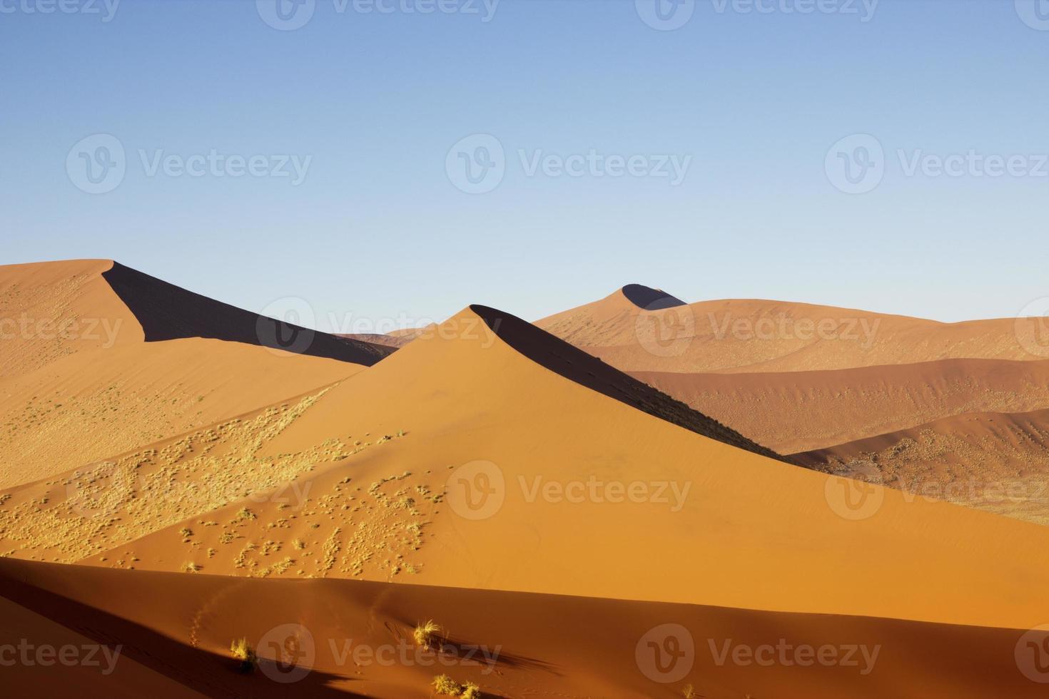 sossusvlei dunes photo