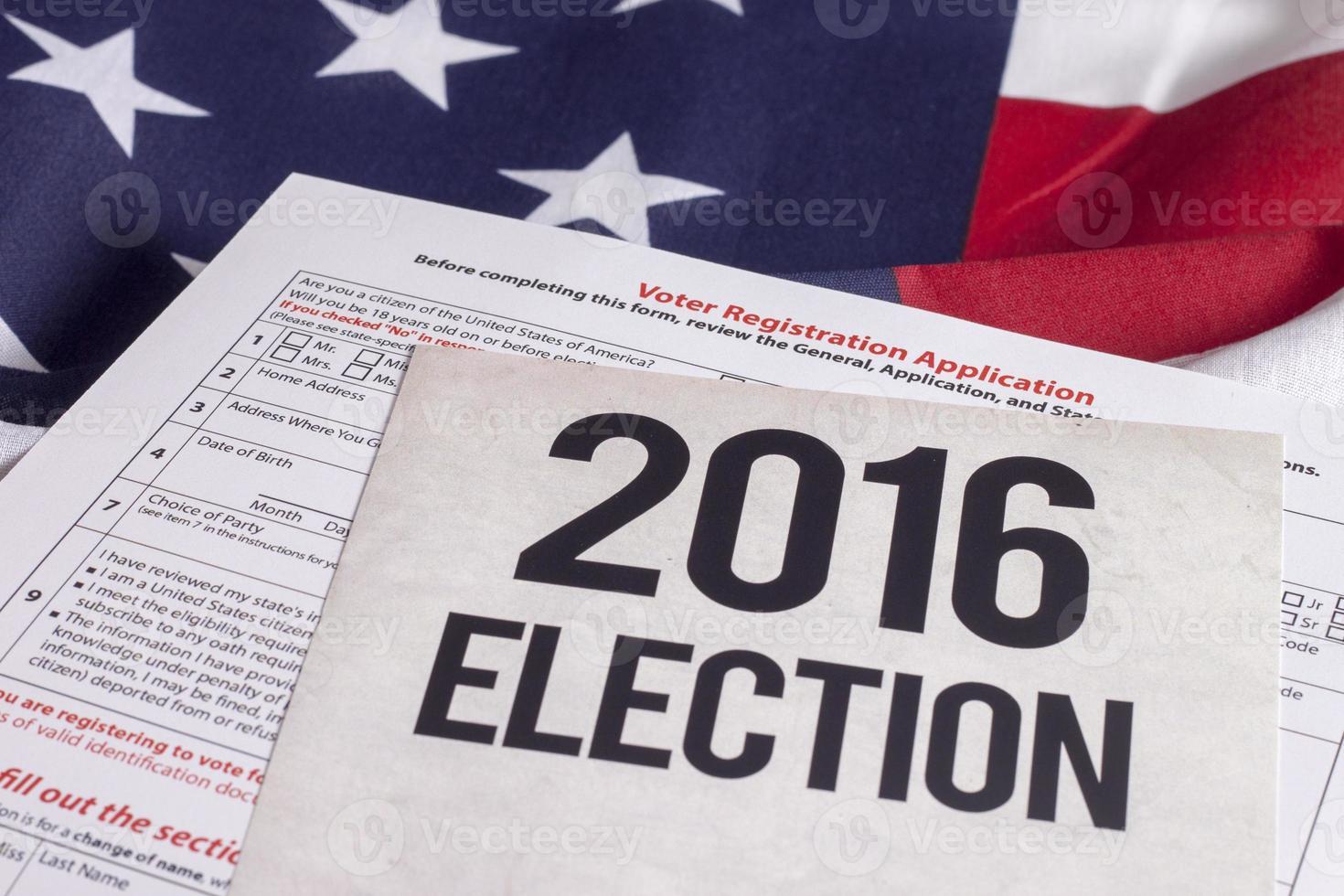 Election 2016 photo