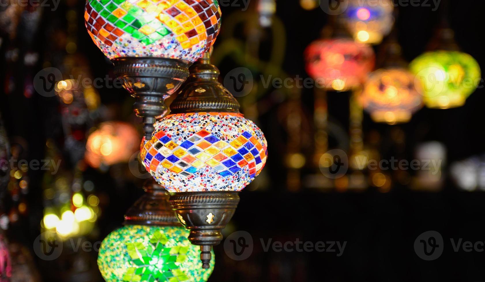 Turkish Lantern photo