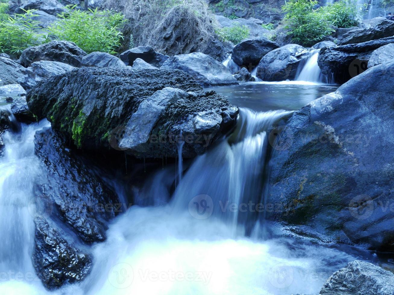 Waterfall Thailand photo