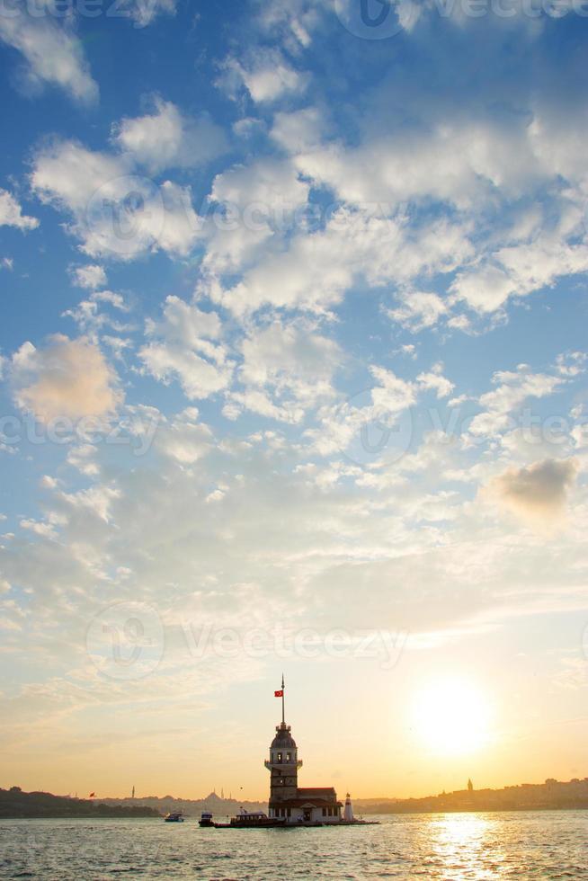 torre de leander foto