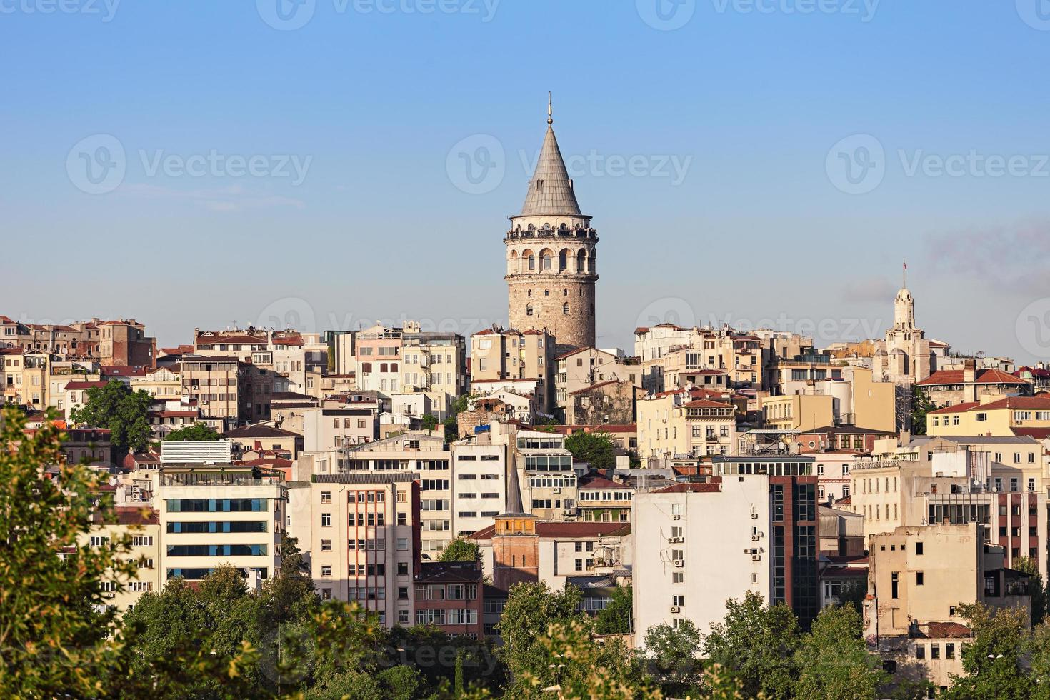 The Galata Tower photo