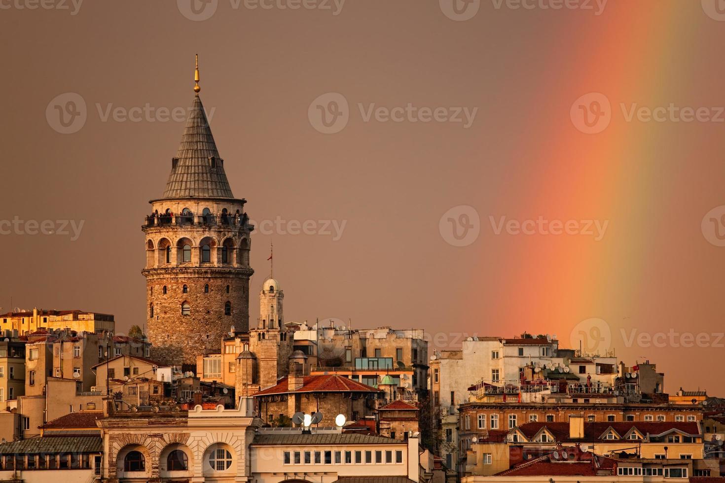 Galata Tower photo