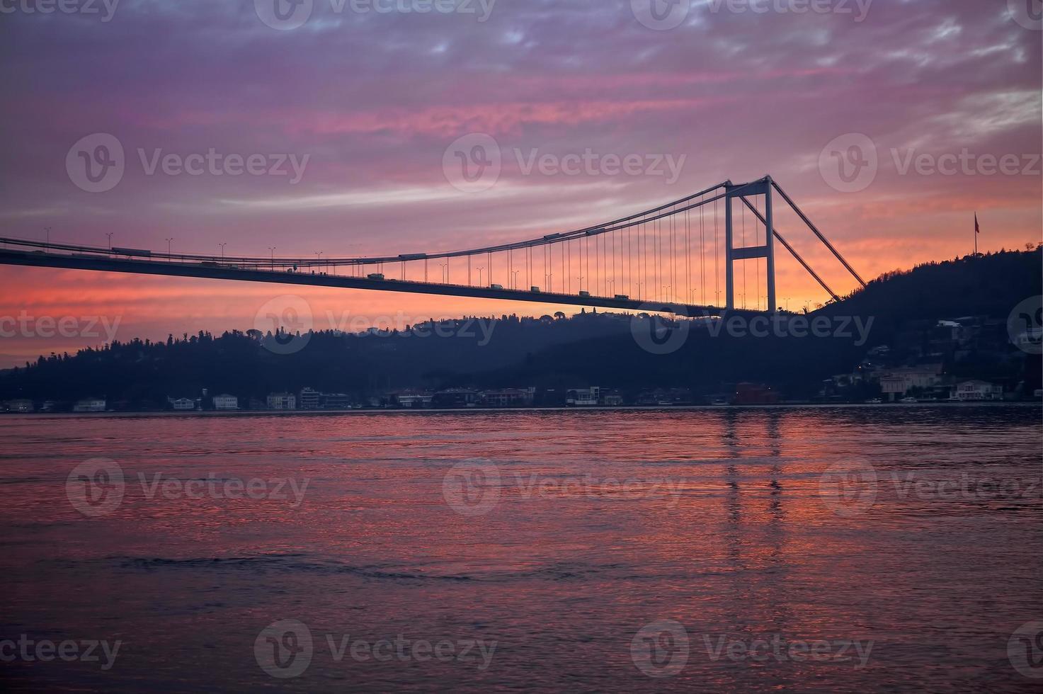 puente fatih sultan mehmet foto