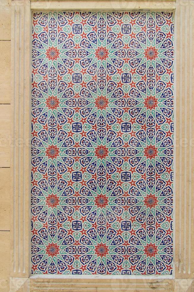 ottoman pattern photo