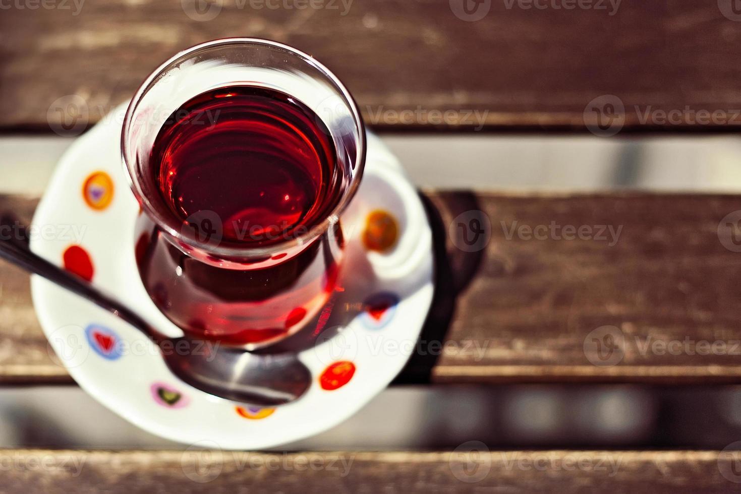 Turkish tea photo