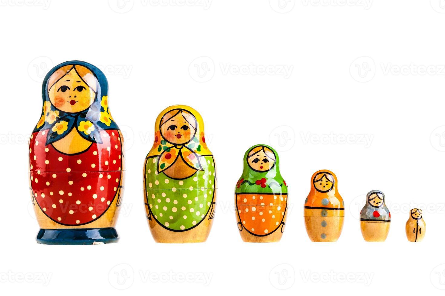 familia rusa foto