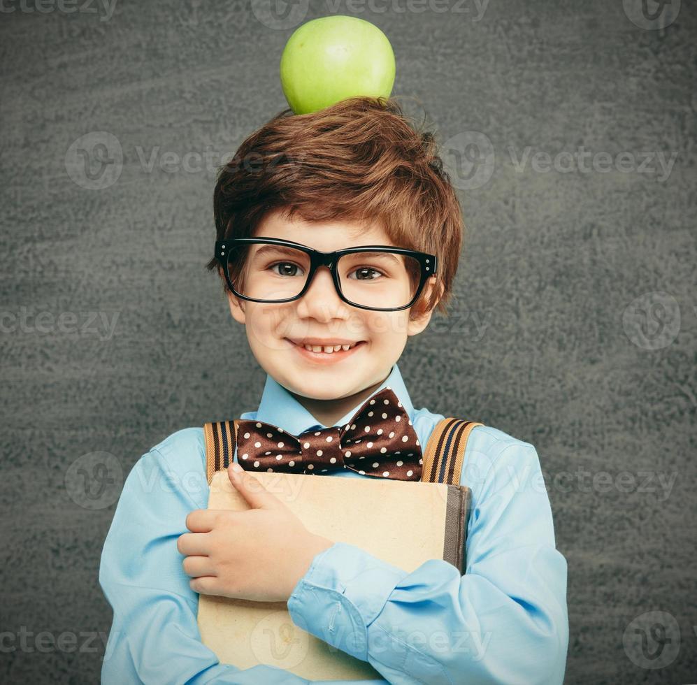 retrato infantil foto