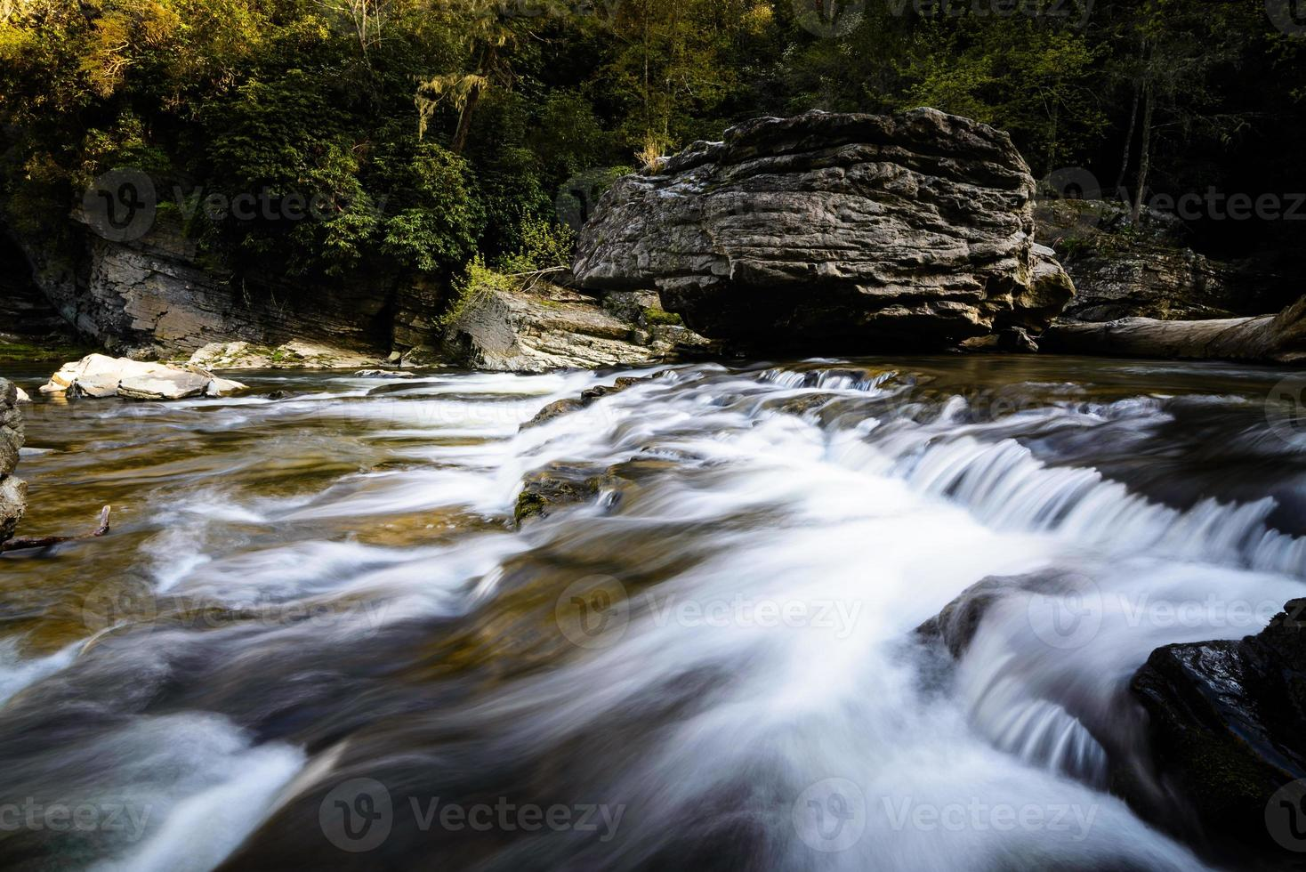 Linville Falls in North Carolina 3 photo