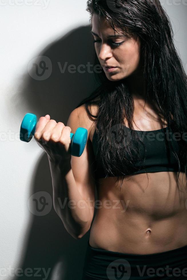 Female Fitness photo
