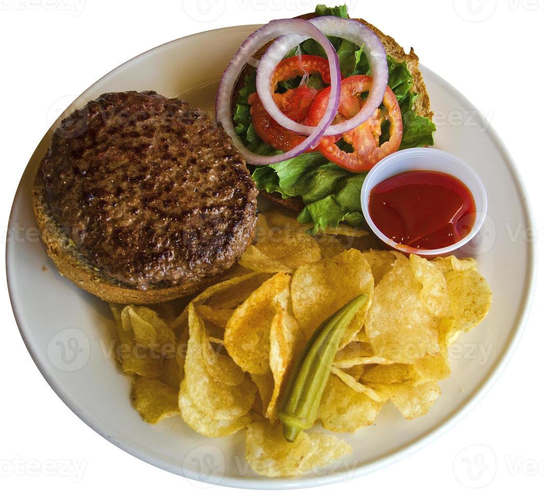 All American Hamburger photo