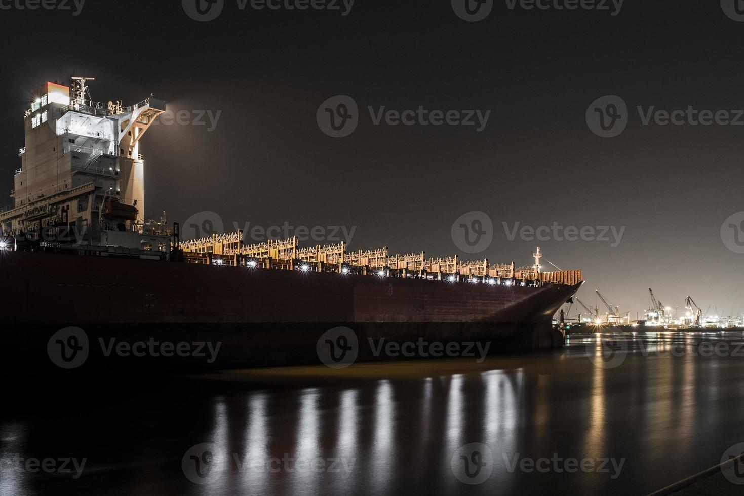 barco vacio foto