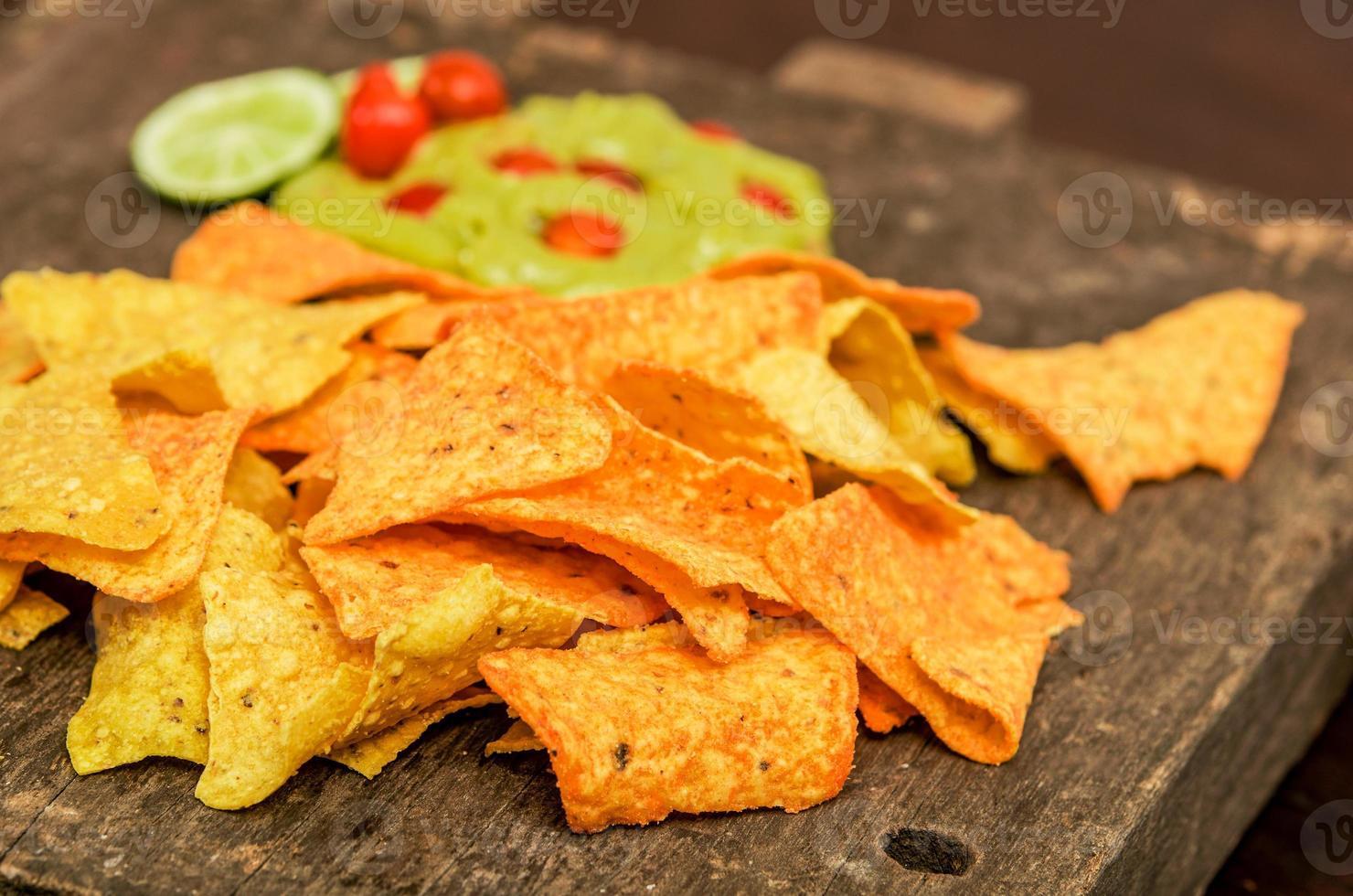 nachos foto