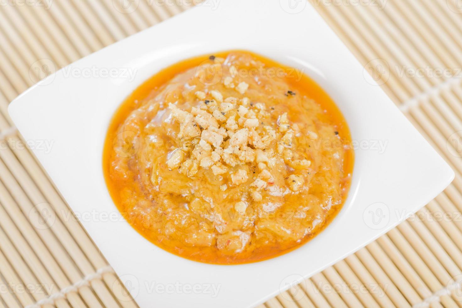 Satay Sauce photo