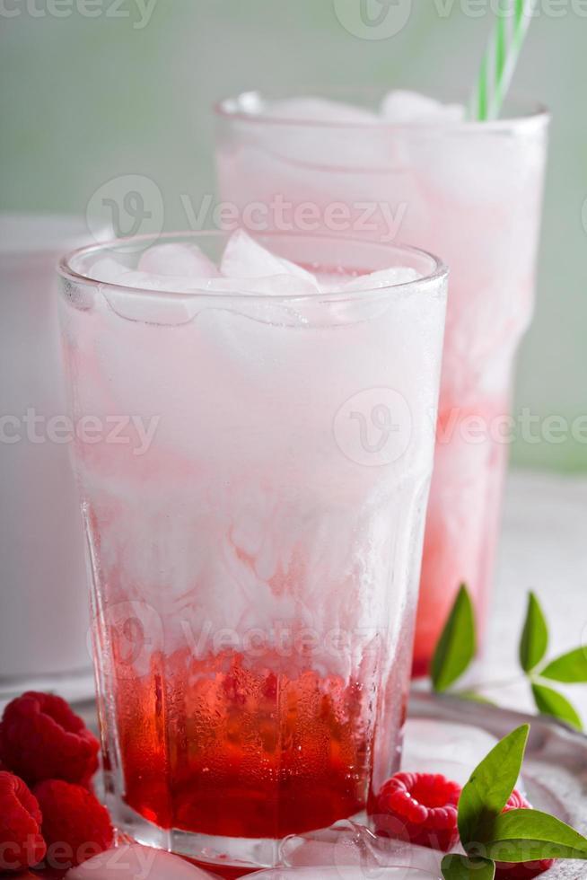 bebida gaseosa italiana foto