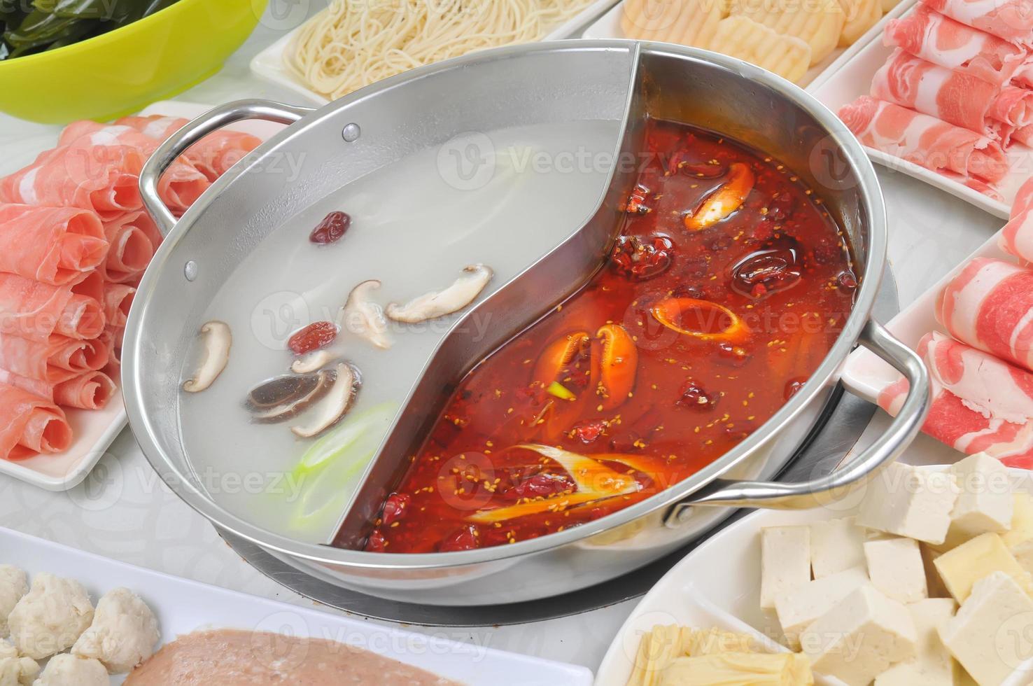Chinese Hot pot photo