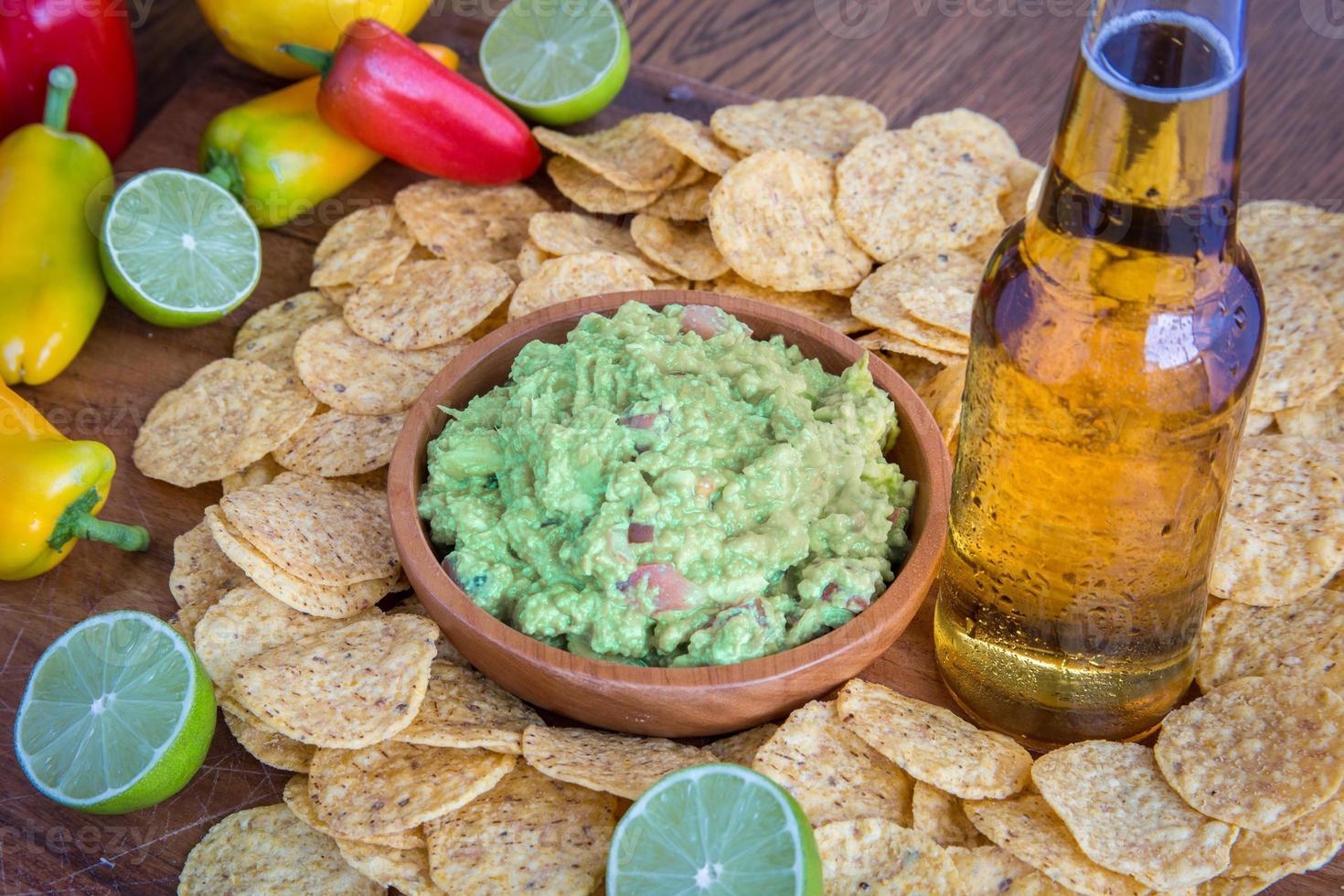 comida de fiesta mexicana foto