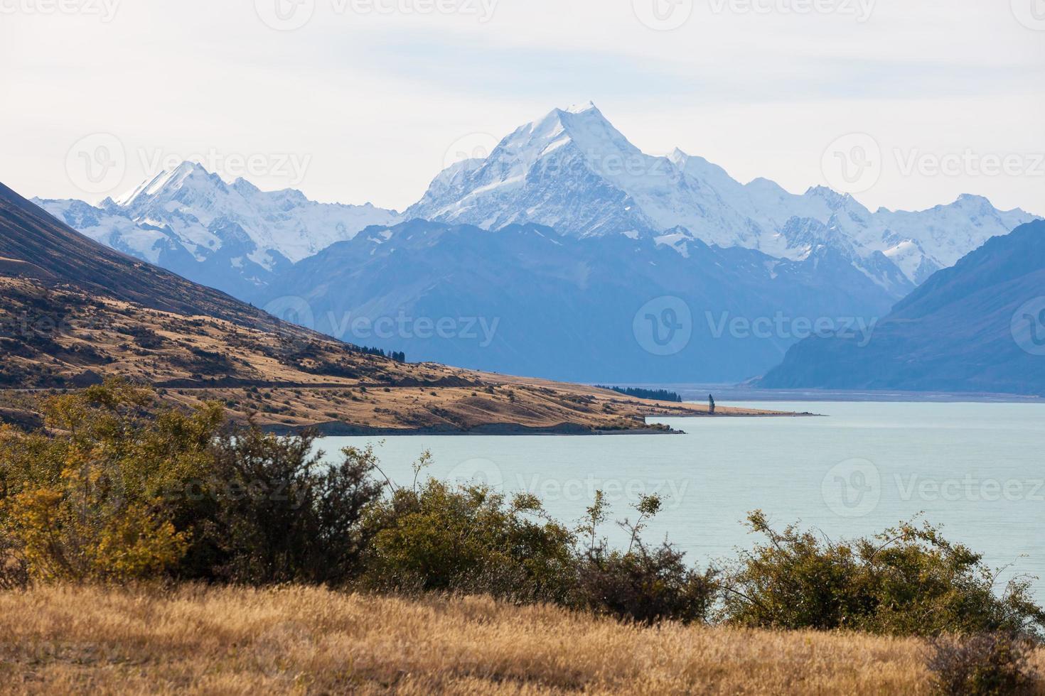 Mt. Cook photo