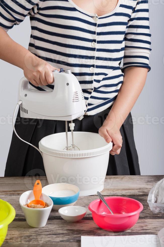Cocinando foto