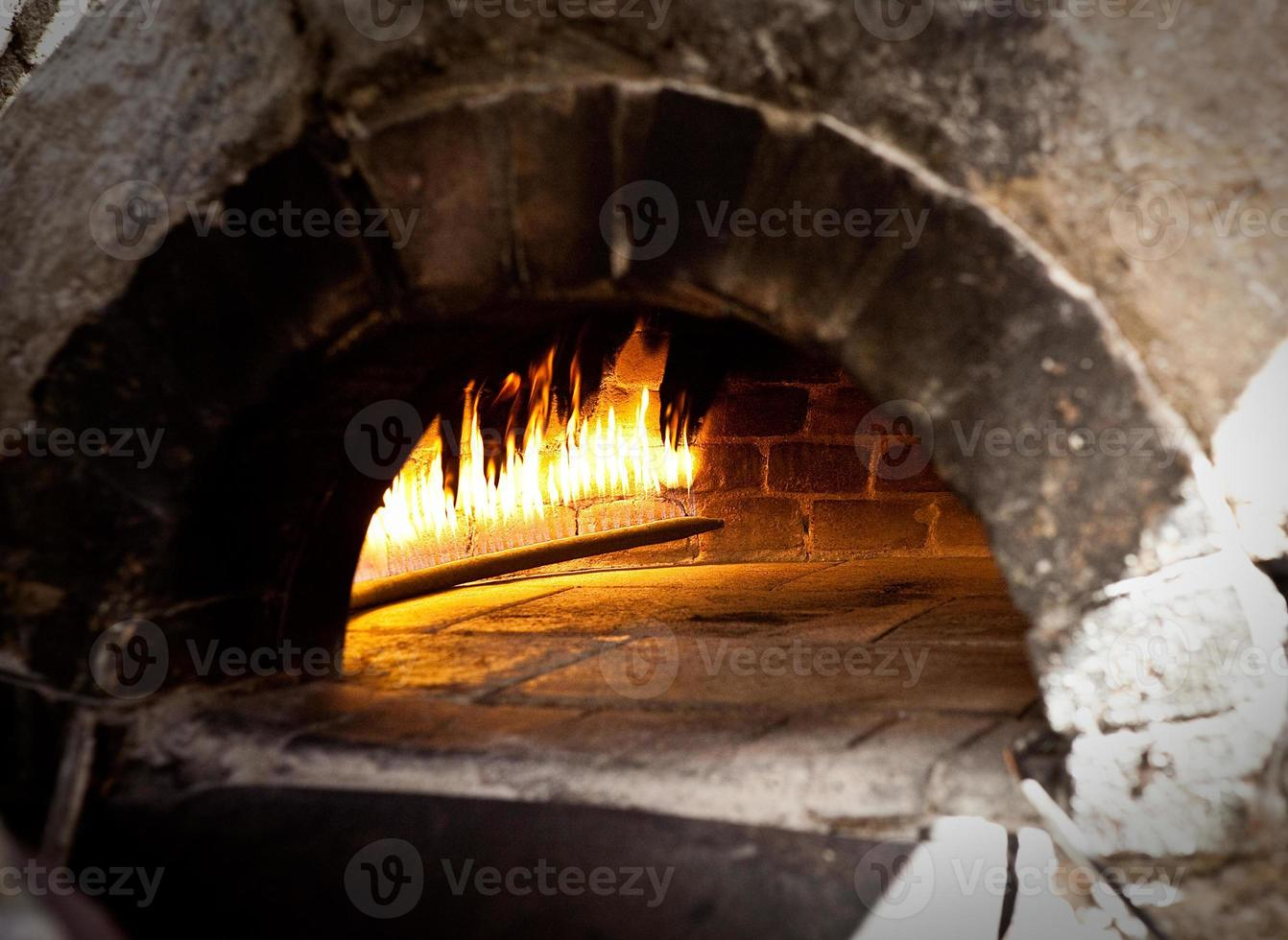 Traditional oven for cooking. photo