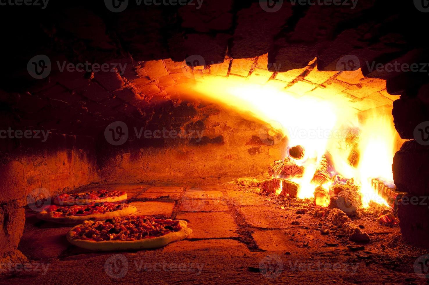 Pizza oven photo