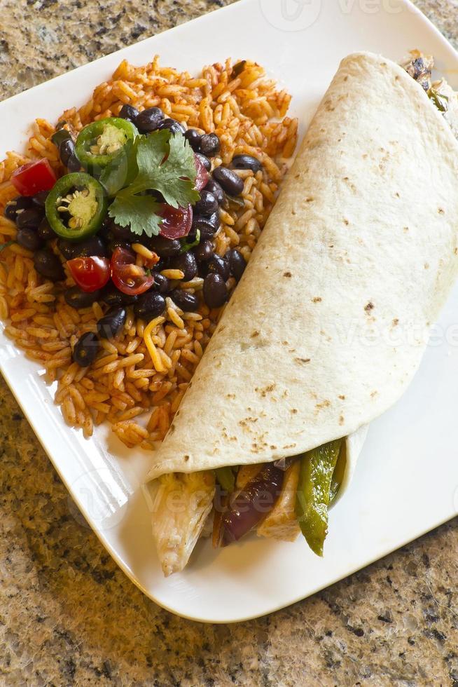 Mexican Chicken Fajita photo