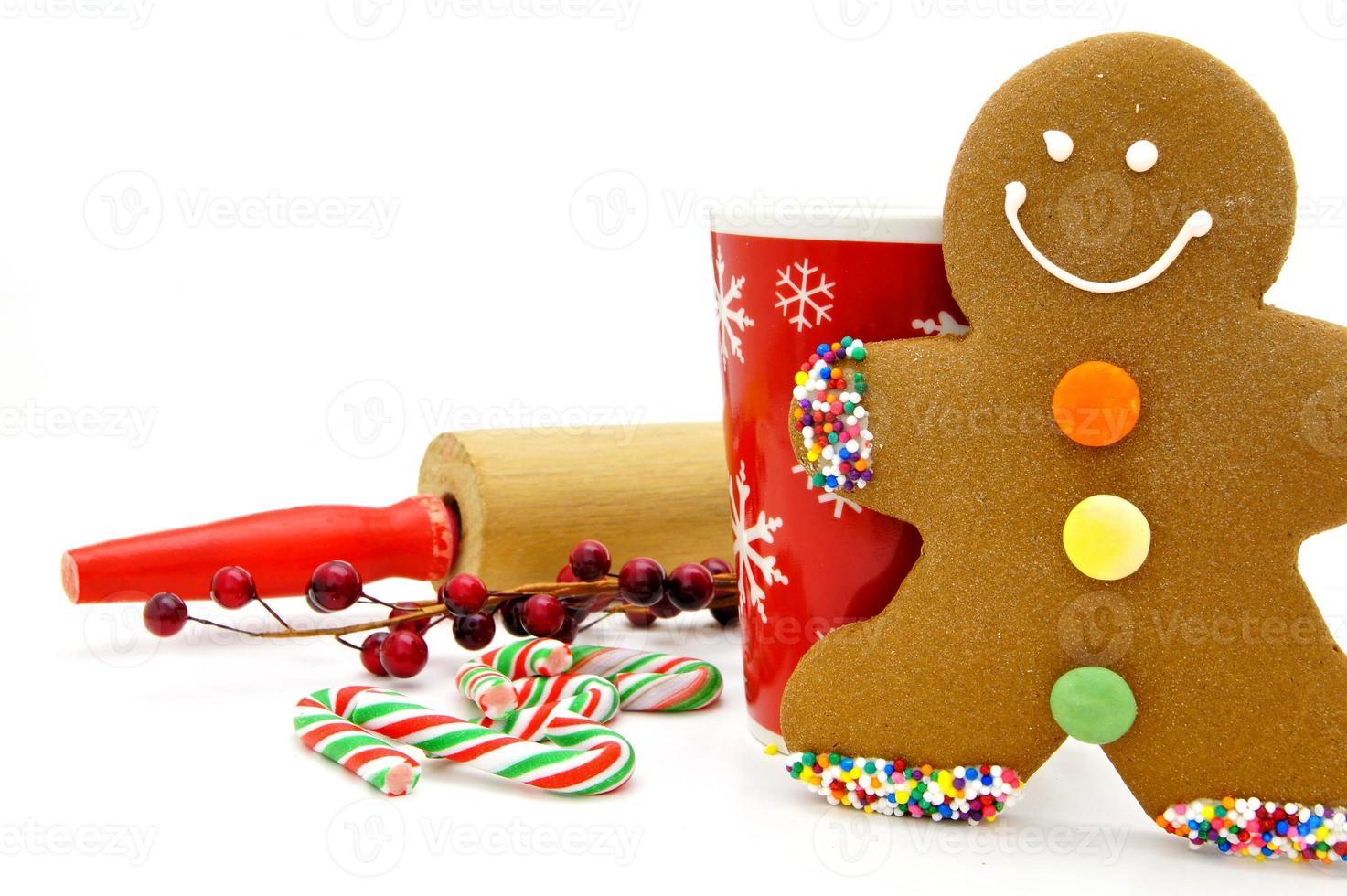 Christmas baking photo
