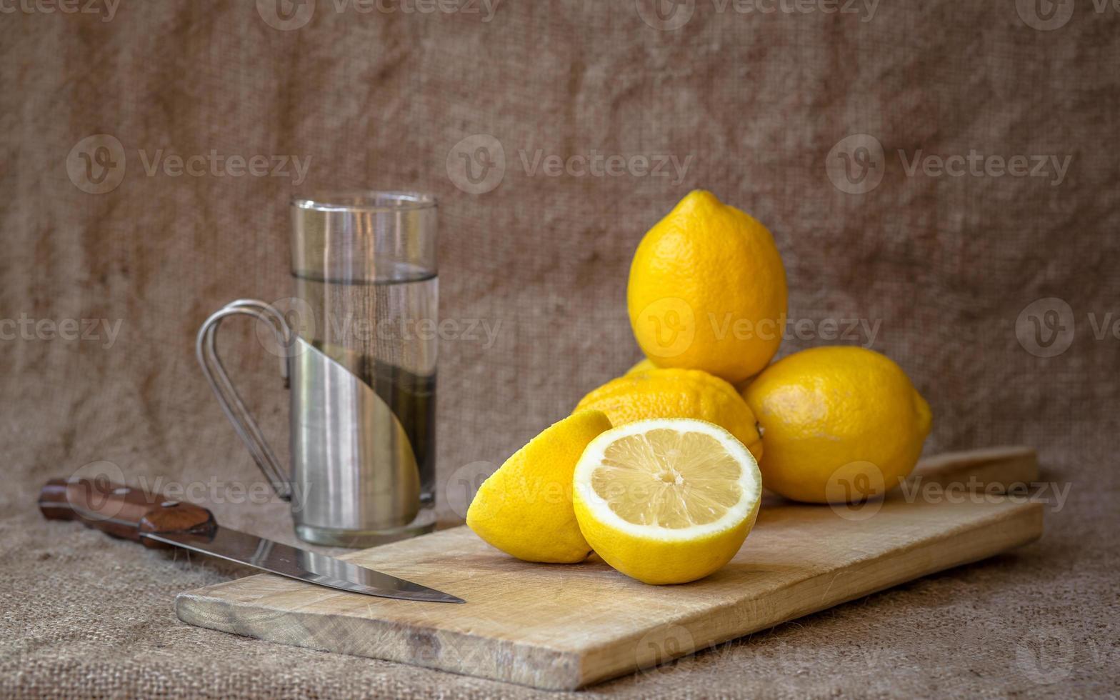 receta de limonada foto