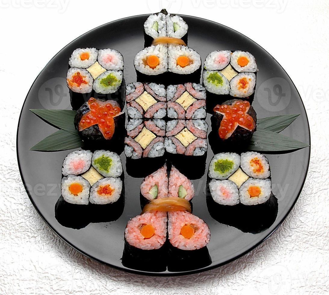 fotos de sushi delicioso