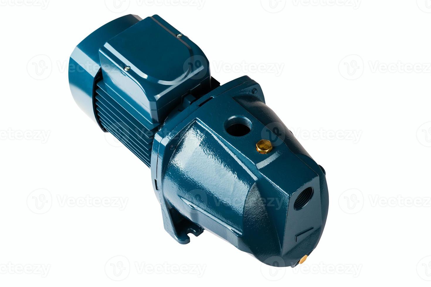 bomba de água foto