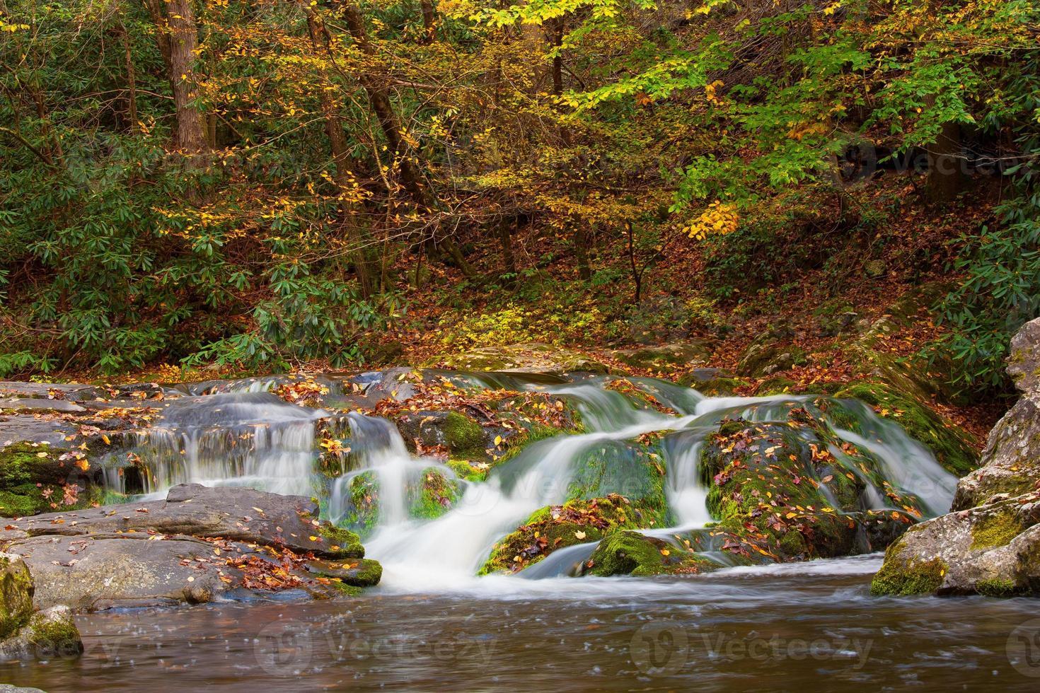 caída de agua foto