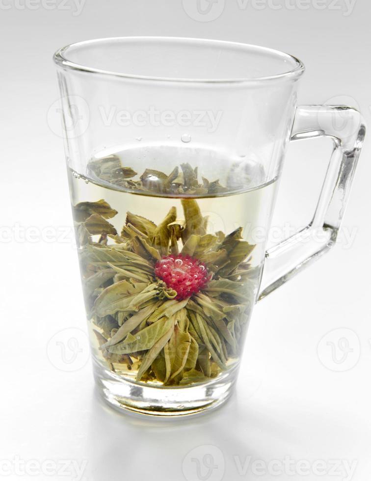 té de jazmín chino foto