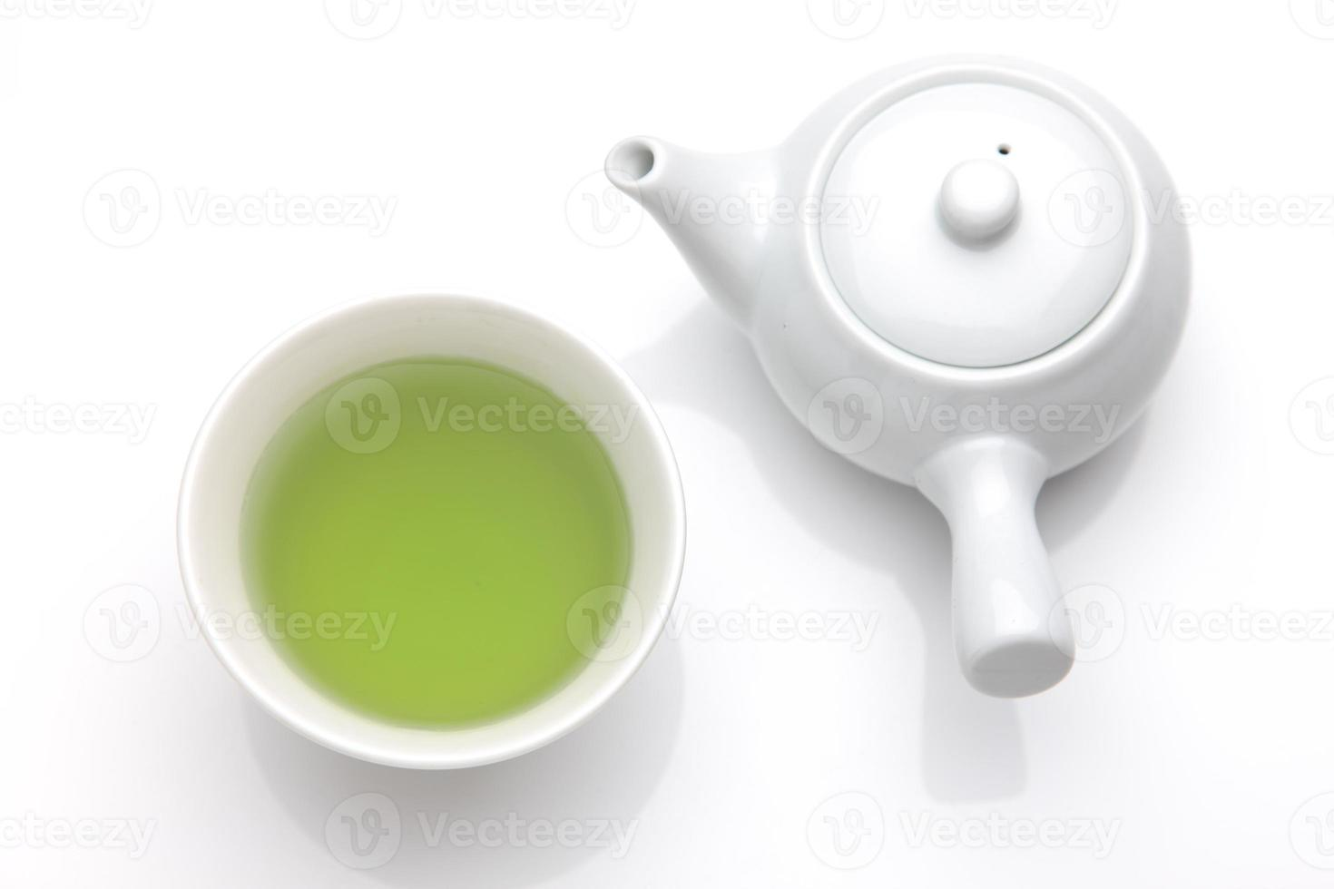 japanese tea photo